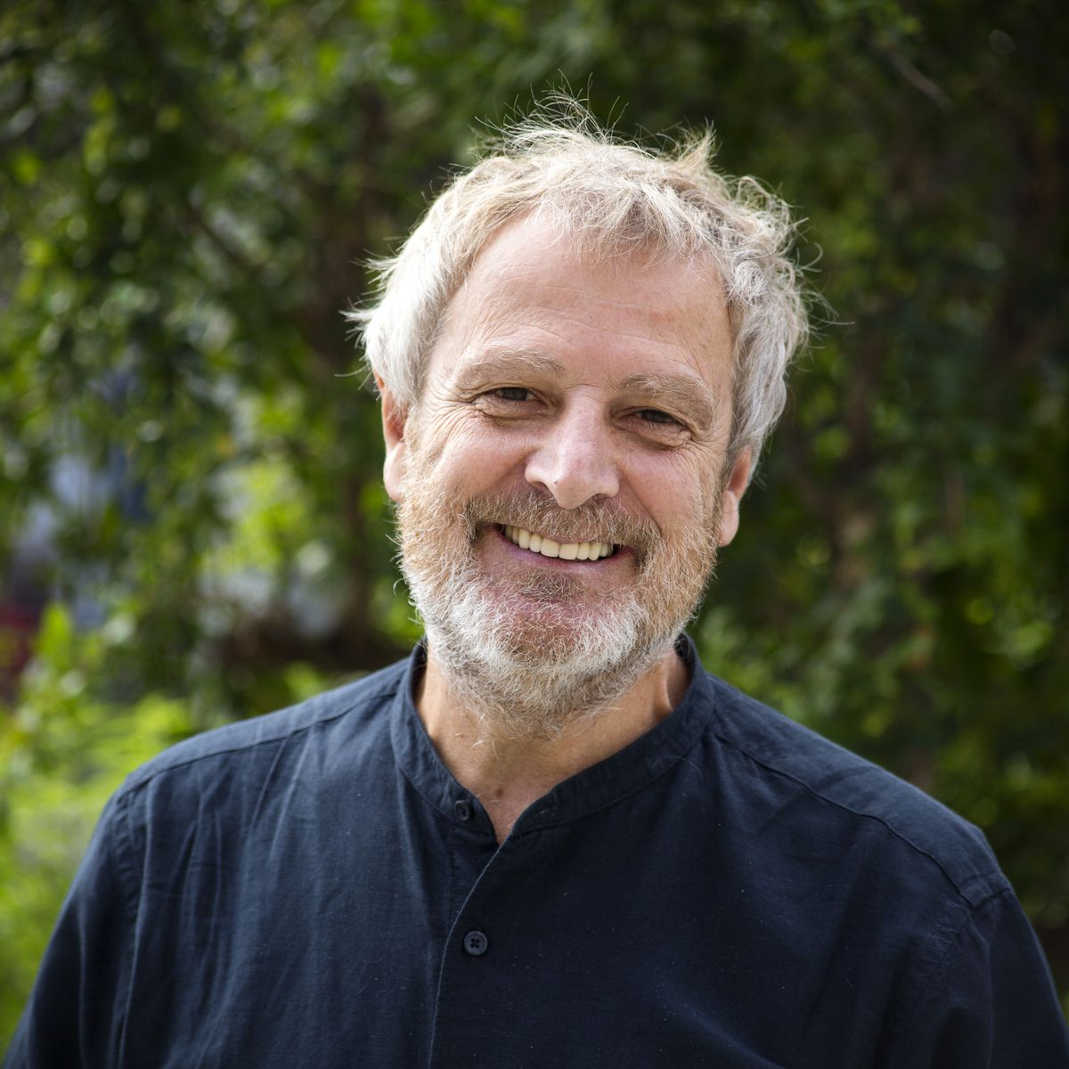 Salvador Rueda, director of theUrban Ecology Agency of Barcelona and father of superblocks.