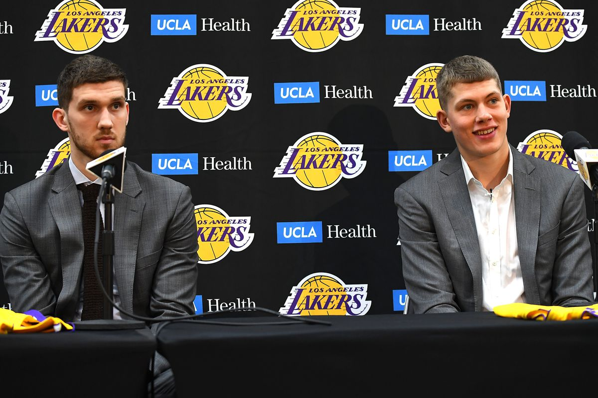 9ce35999a Lakers Summer League Preview  Get to know the roster that will be heading  to Las Vegas and Sacramento