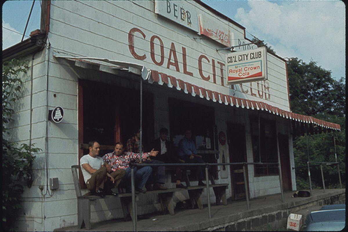 Coal Miners invented the practice of hunkering down.  It's time for us to do the same.
