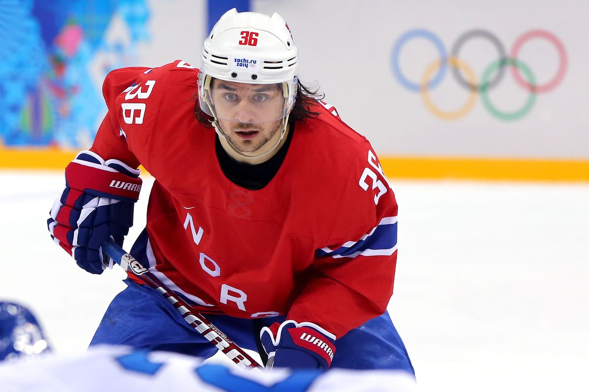 Ice Hockey - Winter Olympics Day 7 - Norway v Finland