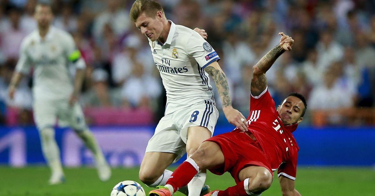 Real Madrid Bayern Stream