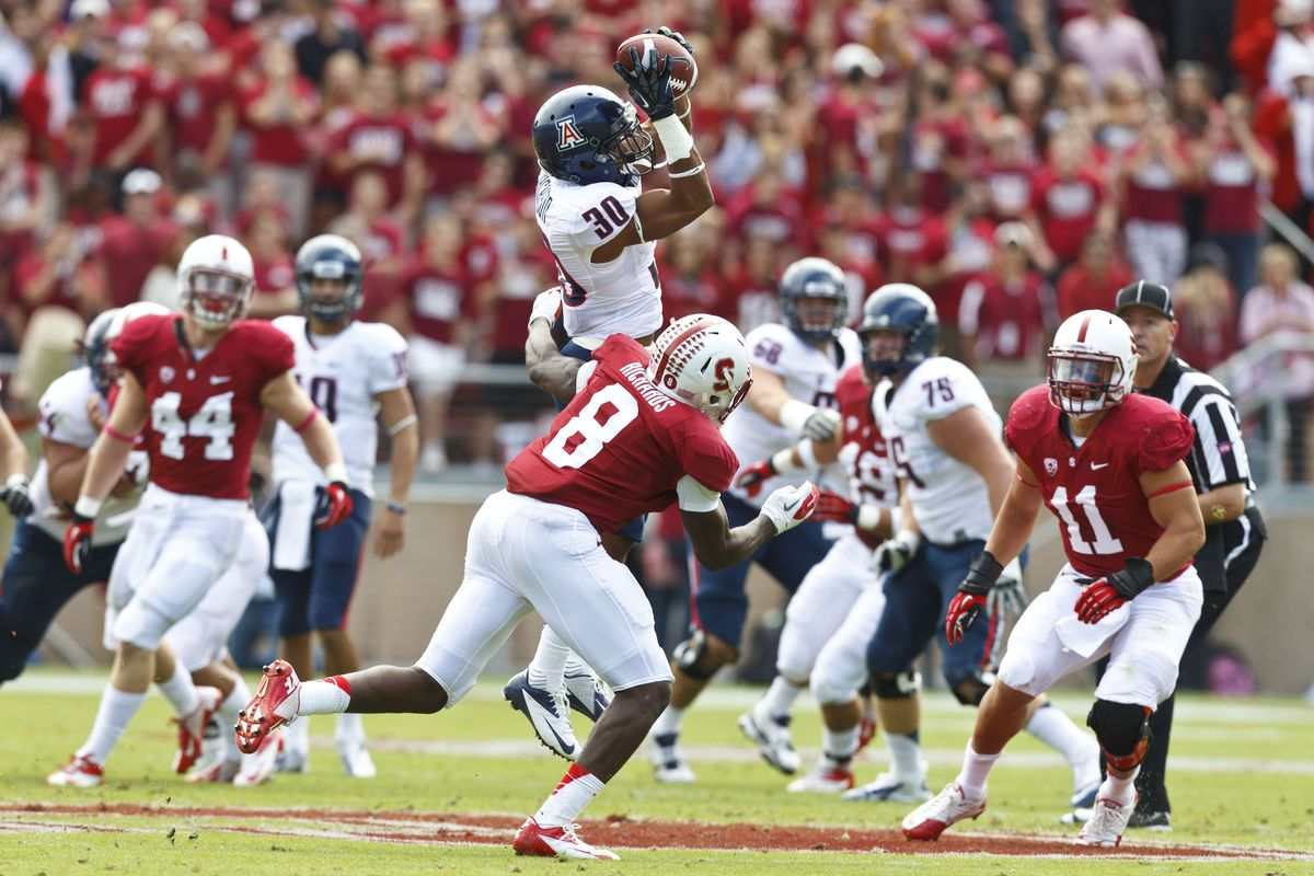 Johnny Jackson looks to become a bigger part of the Arizona offense in 2013