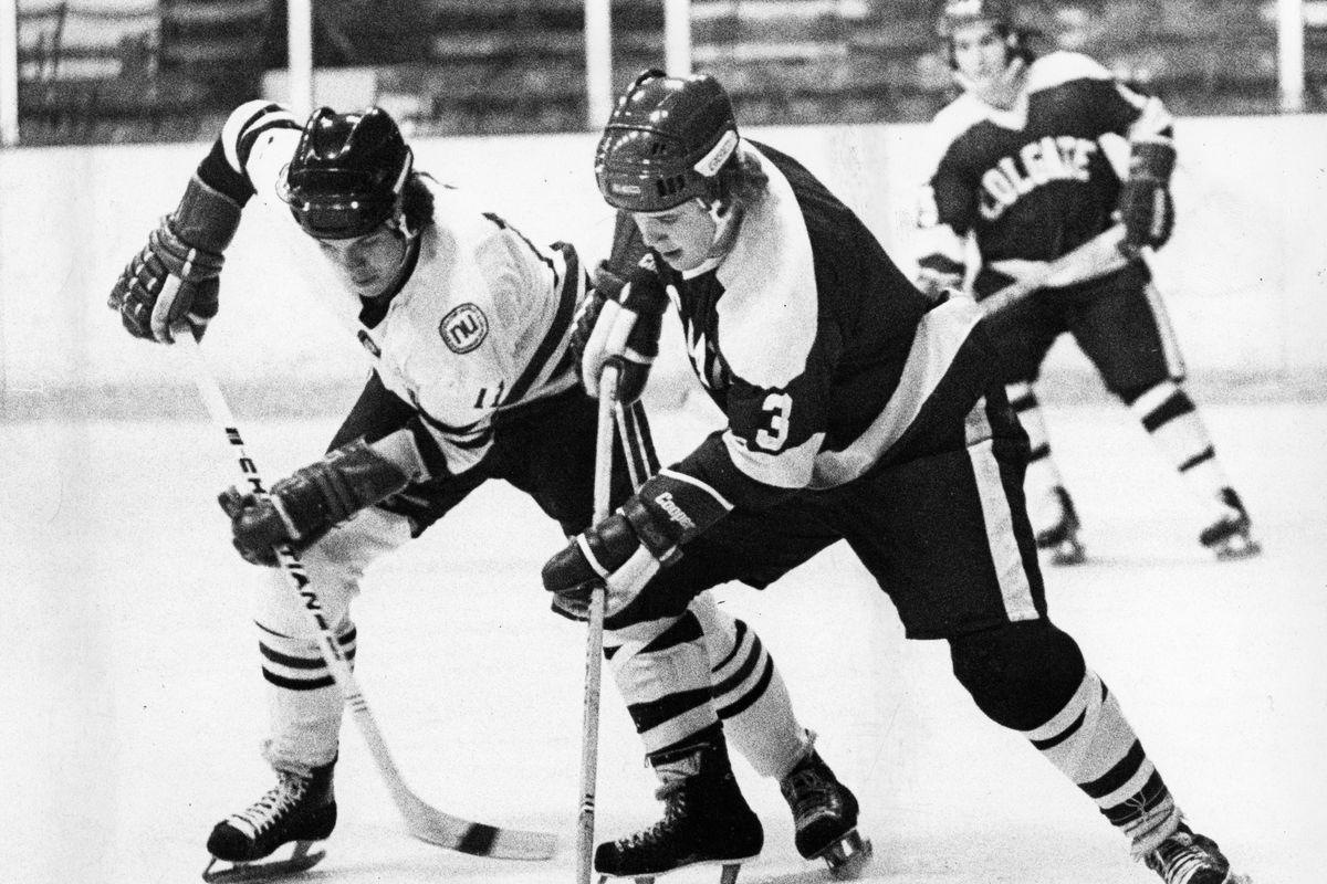 Previewing Boston College Men's Hockey vs. Colgate