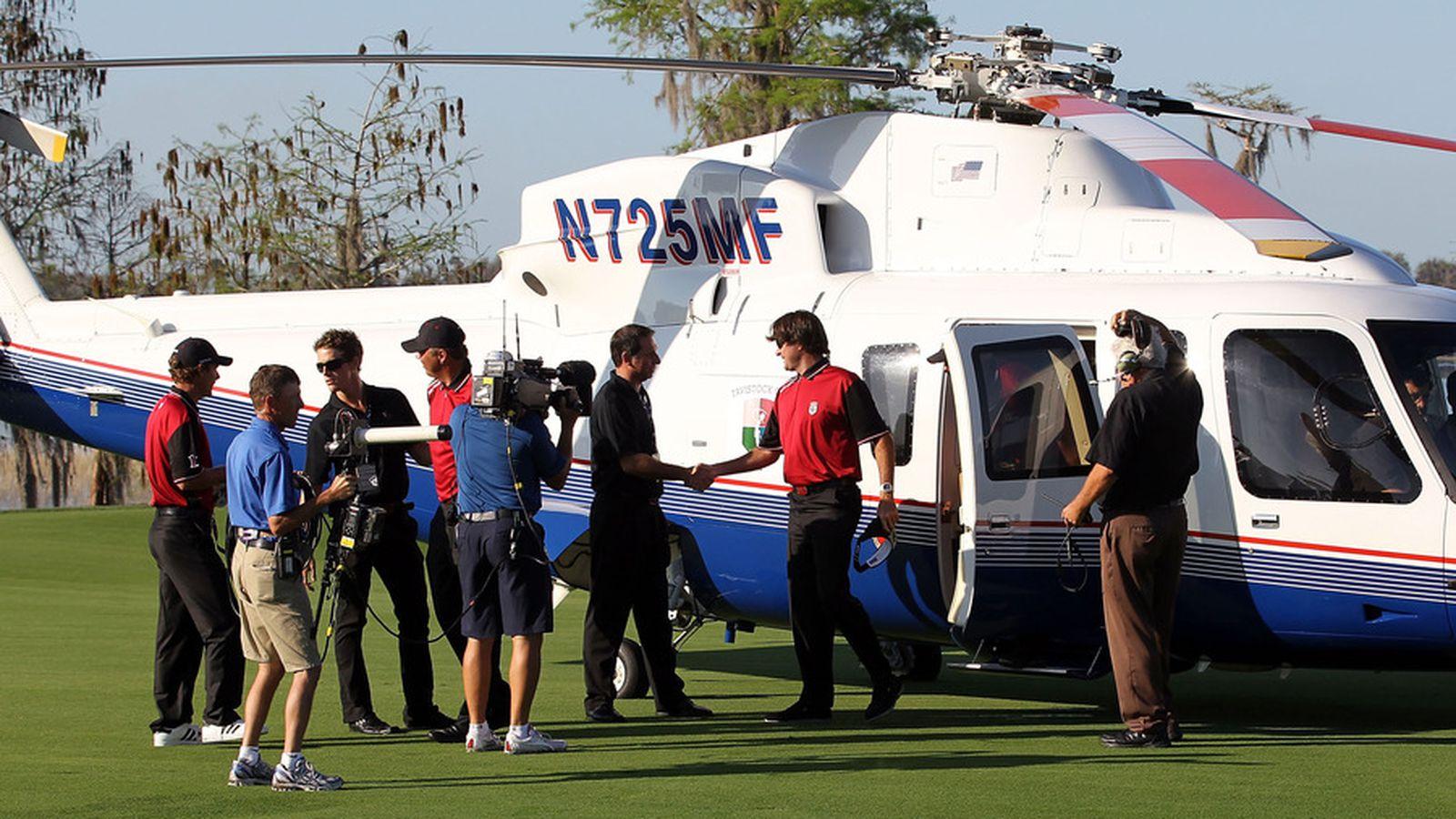 塔维斯托克杯:高尔夫中最糟糕的事件
