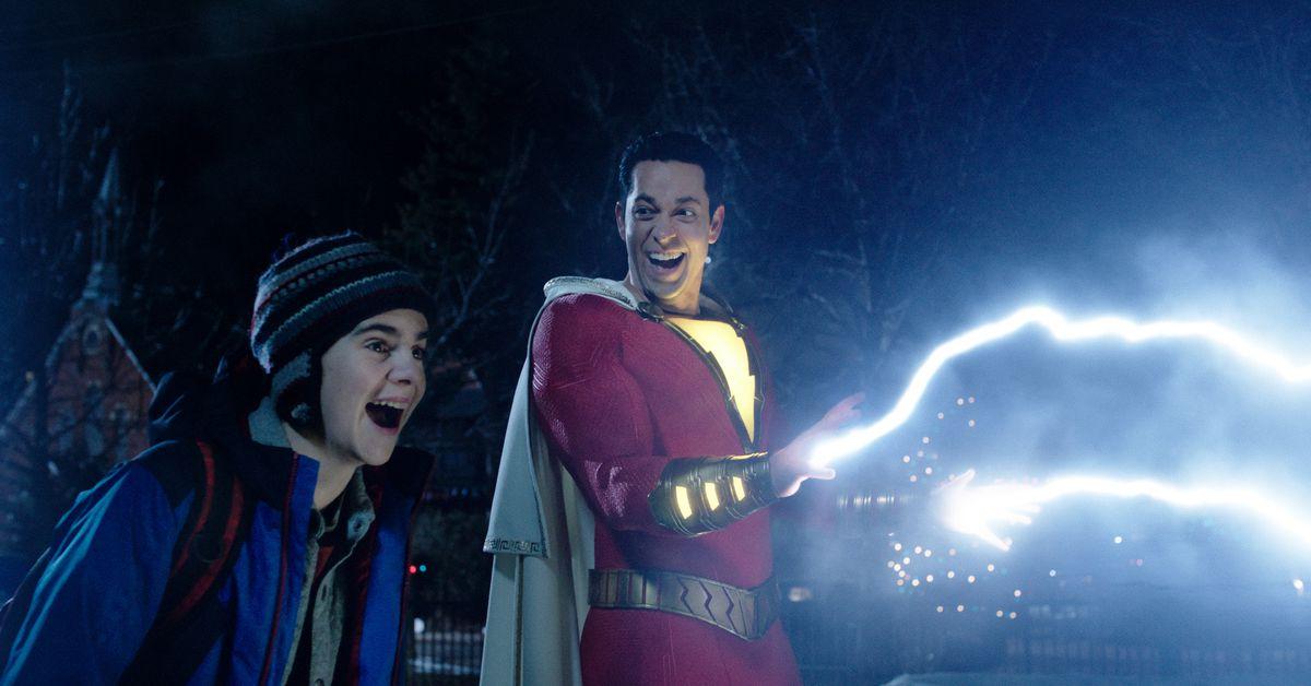 photo of Shazam! finally lets DC superheroes be joyous fun image