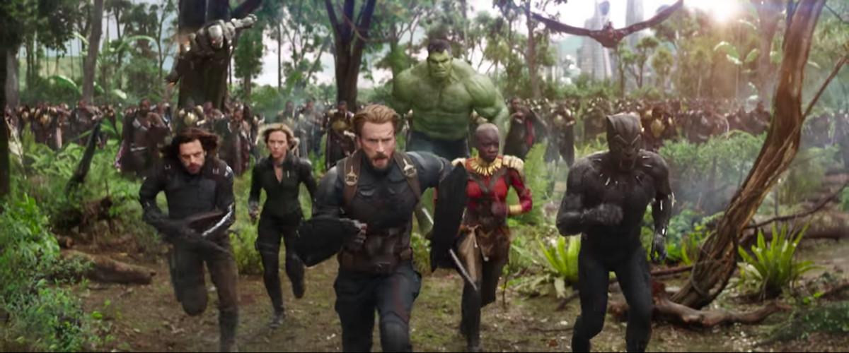 黑豹的脆弱性是Marvel迫切需要的
