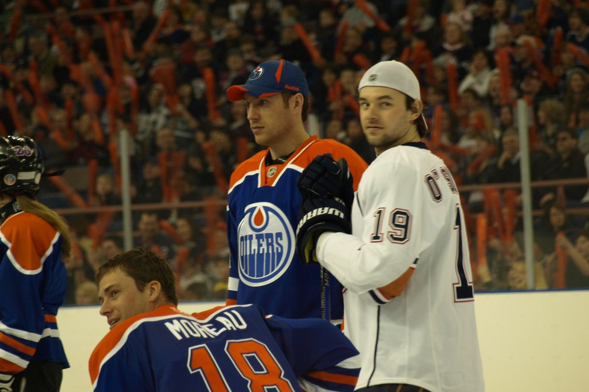 These 3 are only a small sample of the players from last year who will not be at the Oilers training camp this year.