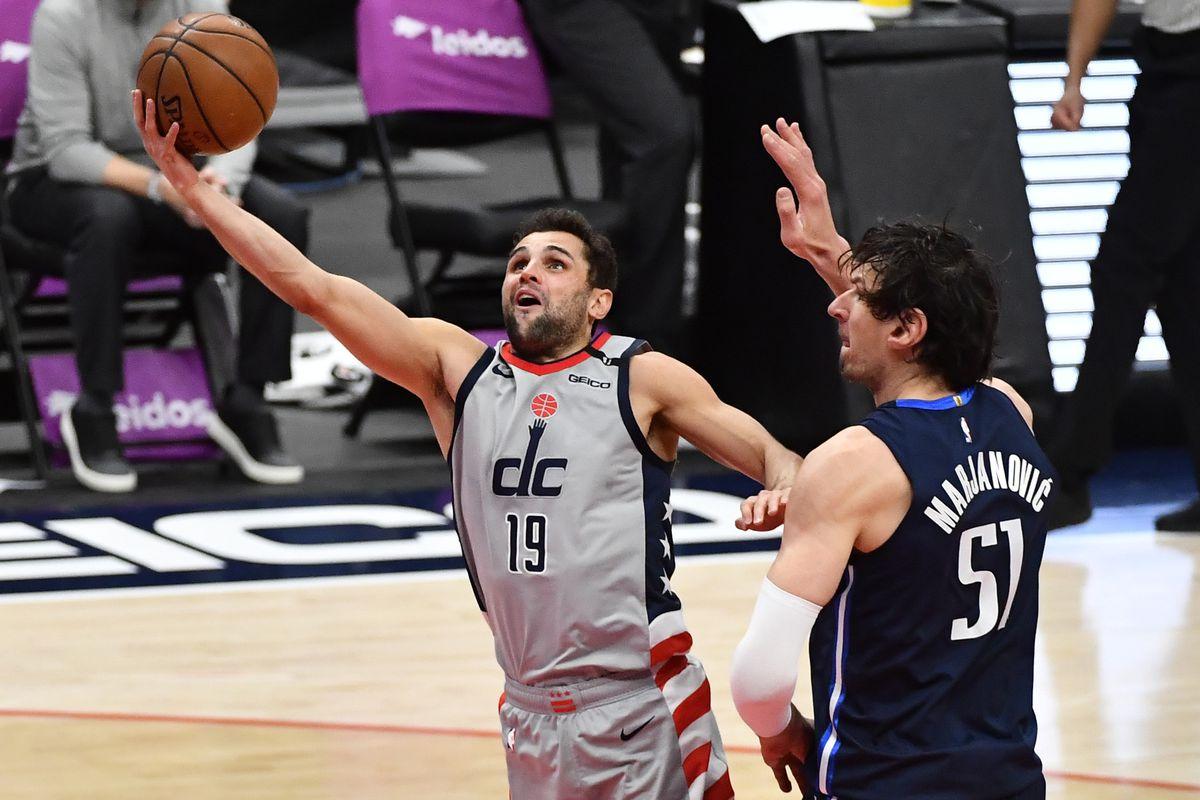 NBA: Dallas Mavericks at Washington Wizards