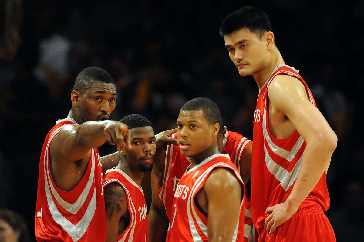 Houston Rockets v Los Angeles Lakers, Game 2