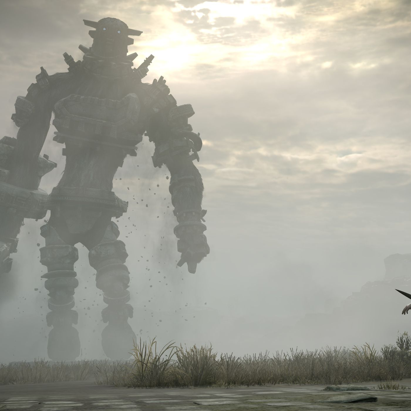 Shadow Of The Colossus Ps4 Review A Perfect Cover Song The Verge