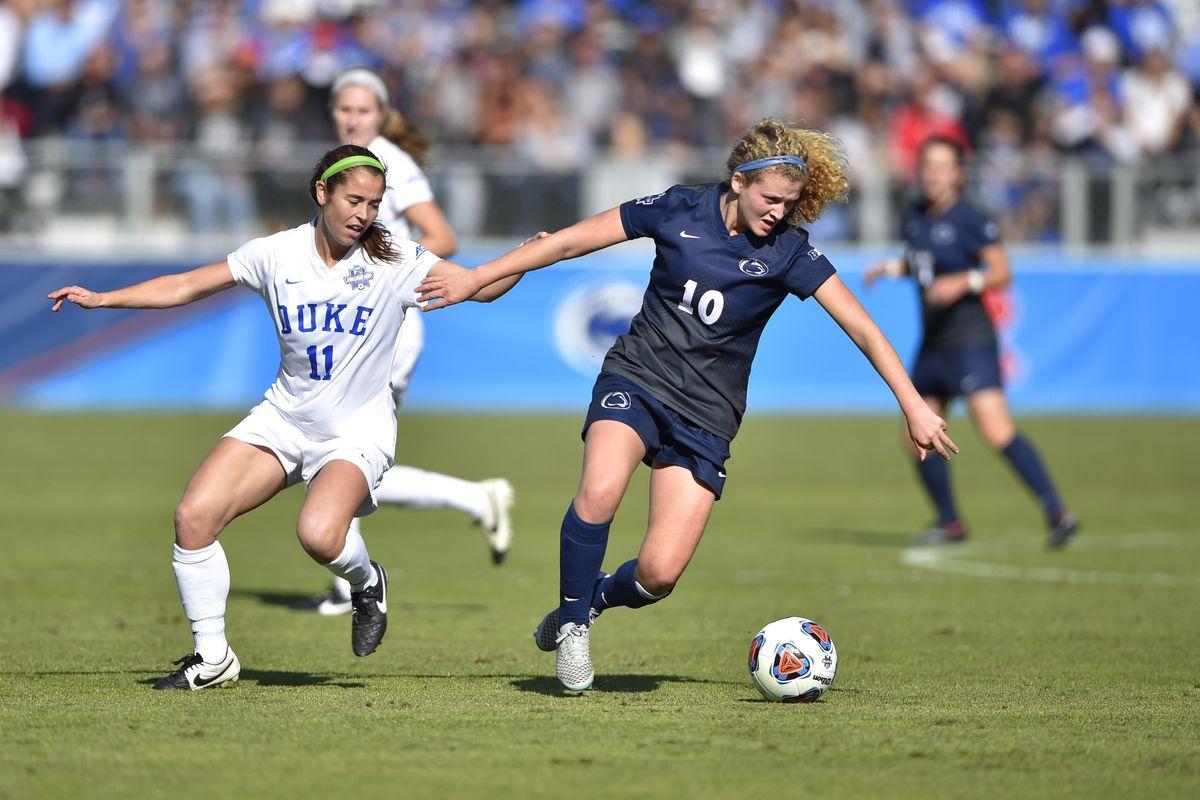 NCAA Womens Soccer: College Cup-Championship Duke vs Penn State