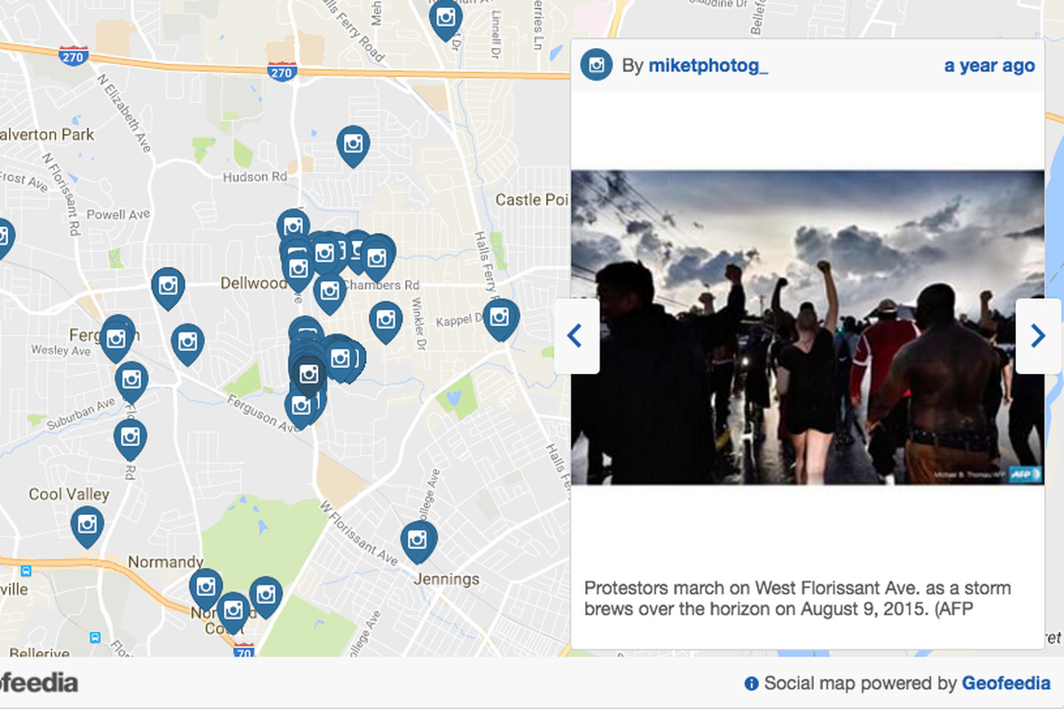 Facebook, Twitter, and Instagram surveillance tool was used to ... on find me on map, pinboard map, san jose bike party map, asia city map, thanksgiving map, inforgraphic map, geo location map, mobile map, napa wineries map,
