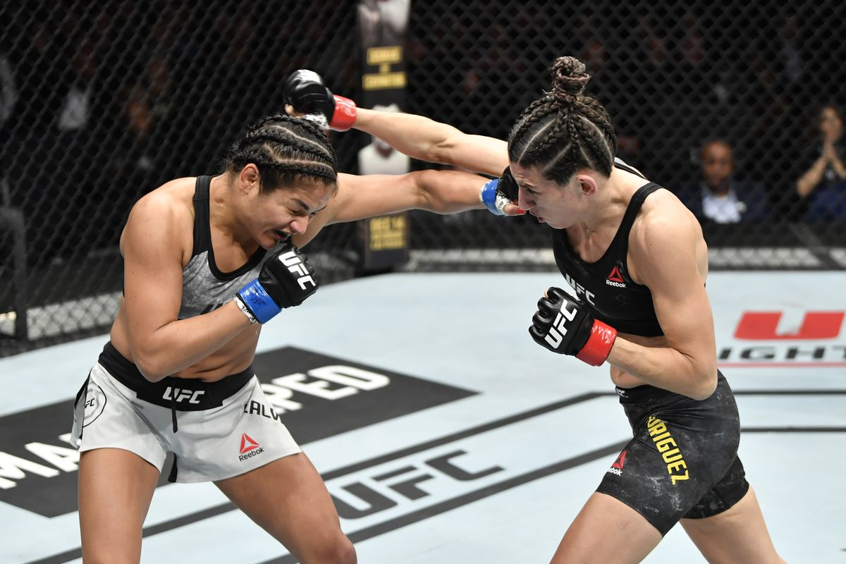 UFC Fight Night: Rodriguez v Calvillo