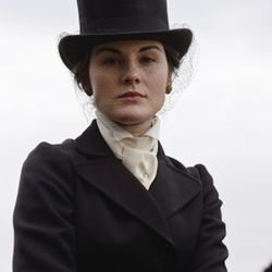 That time Lady Mary single-handedly brought top hats back. All the kids are wearing them.