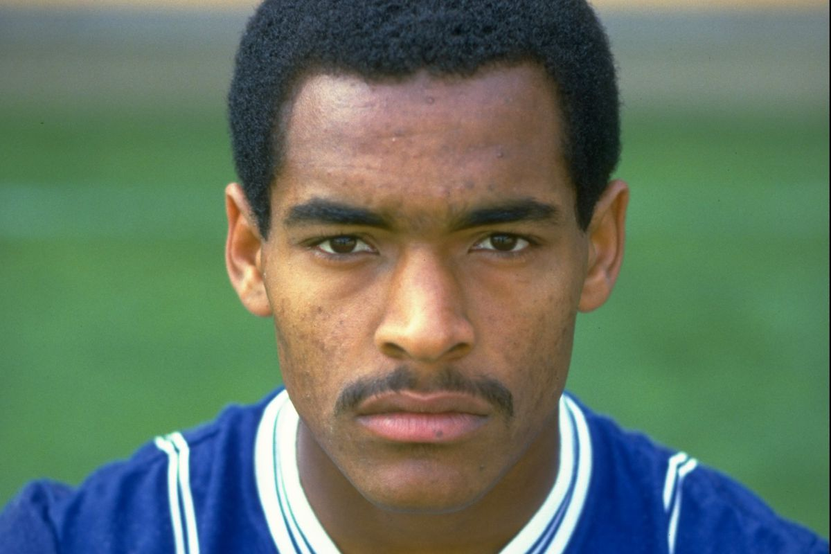 Mark Bright of Leicester City