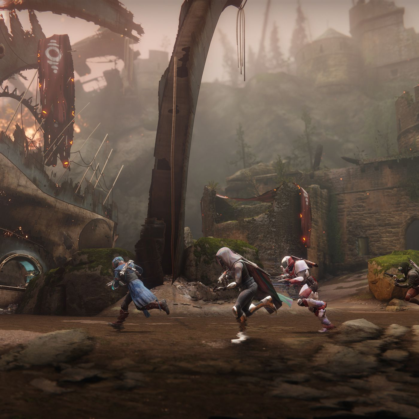 Destiny 2's multiplayer is far more balanced and fair, but