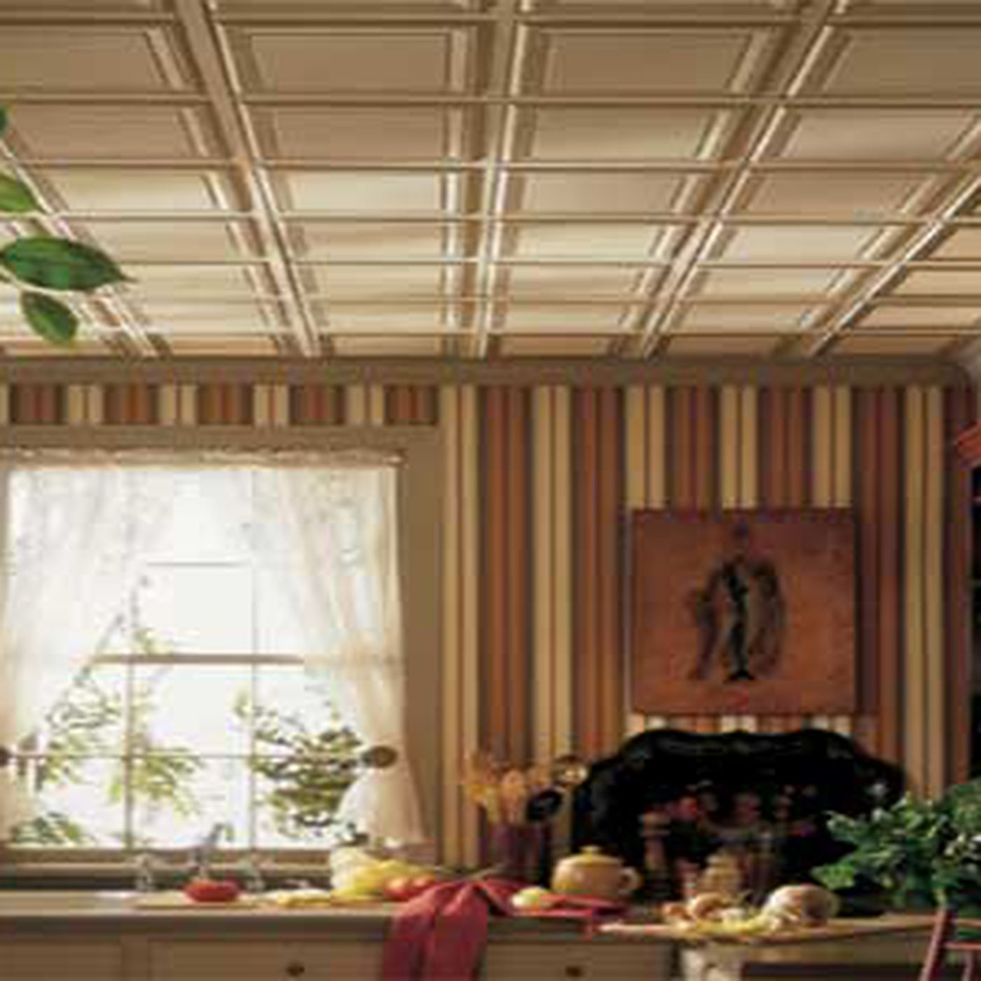 6 Great Looks For Your Ceiling This Old House