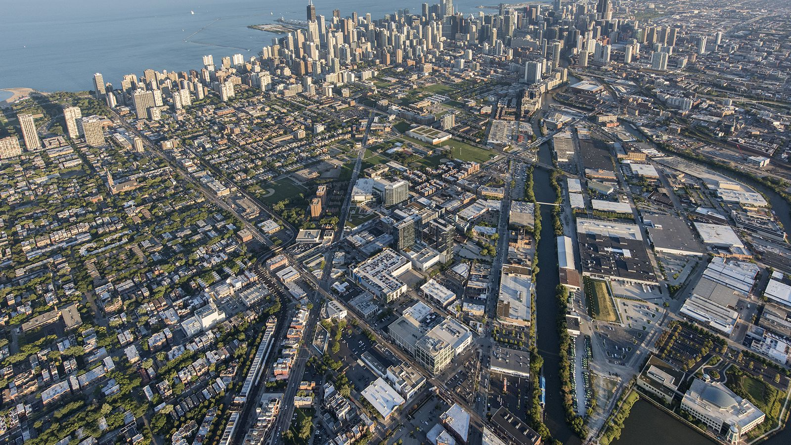 How Chicago S Industrial Past May Fuel A High Tech Future