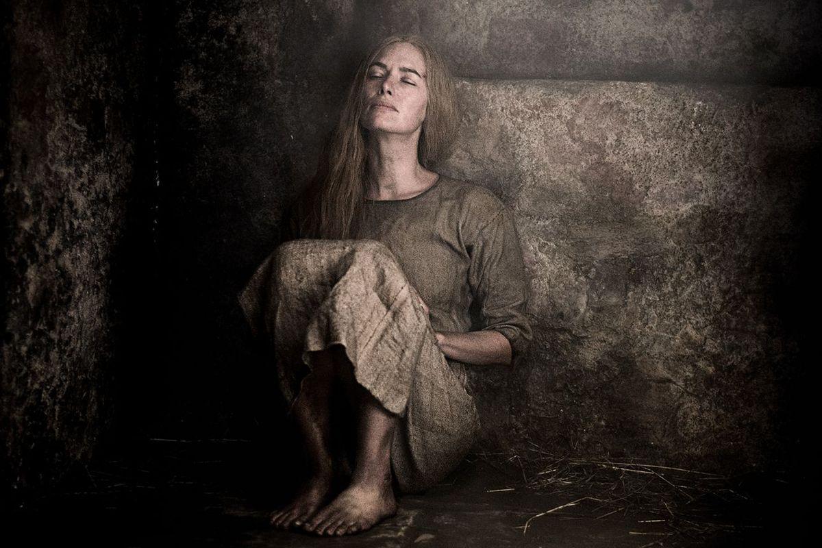 Cersei's had better days.
