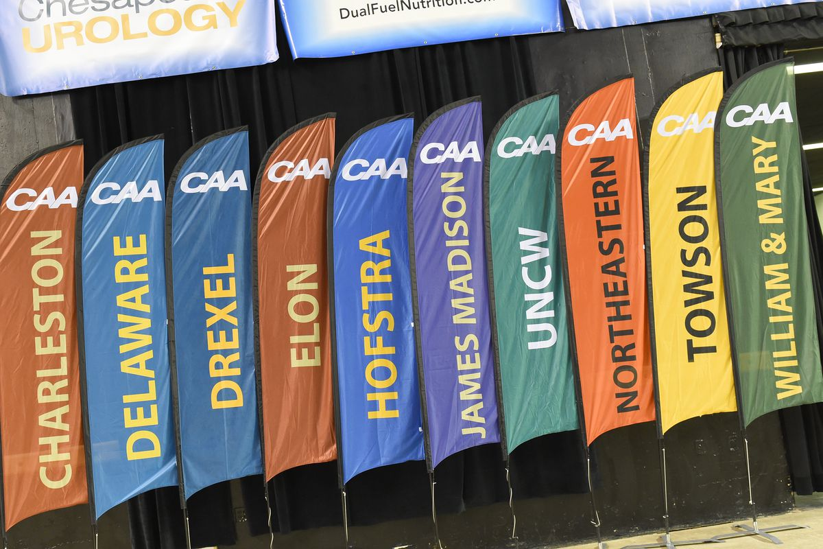 CAA Basketball Tournament - Championship