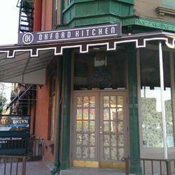 "Outside the coming Oxford Kitchen, via <a href=""http://www.brownstoner.com/blog/2013/04/oxford-kitchen-bound-for-fulton/"">Brownstoner</a>."