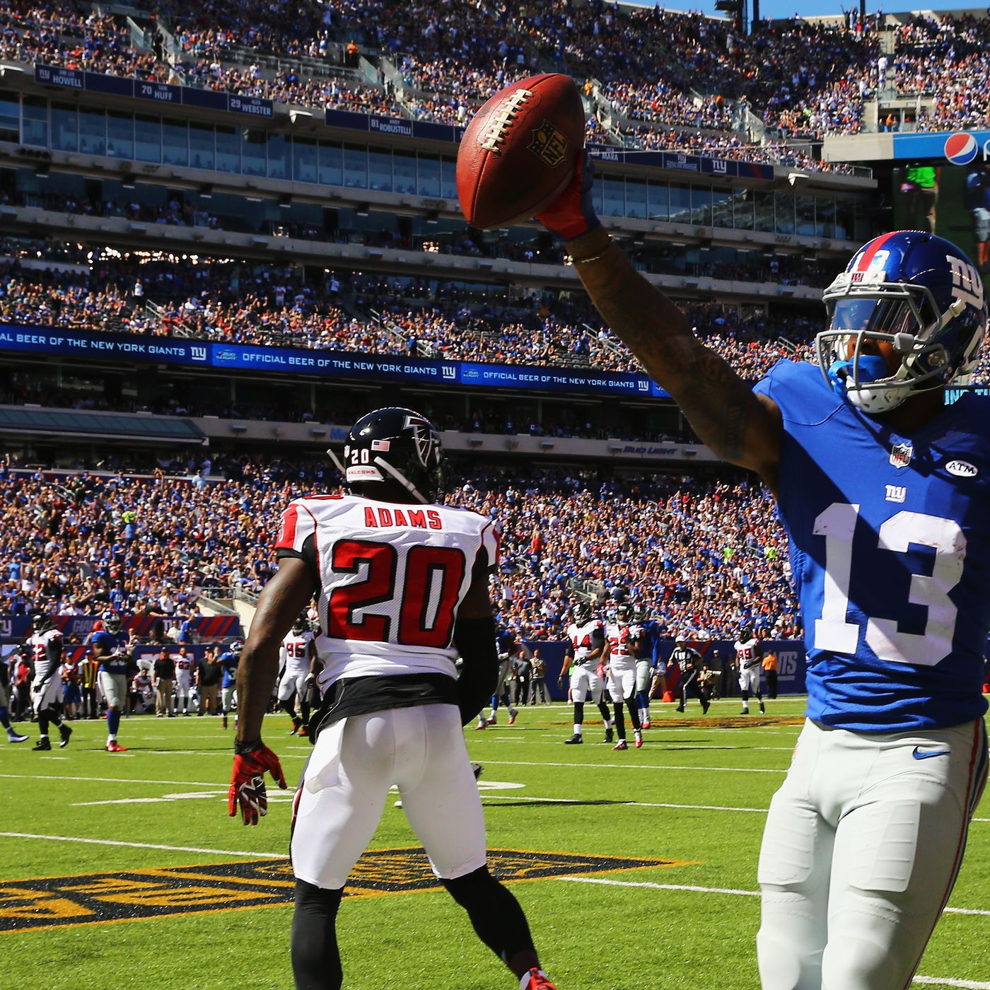 Wholesale Monday Night Football live thread: Giants @ Falcons Blogging The Boys  free shipping