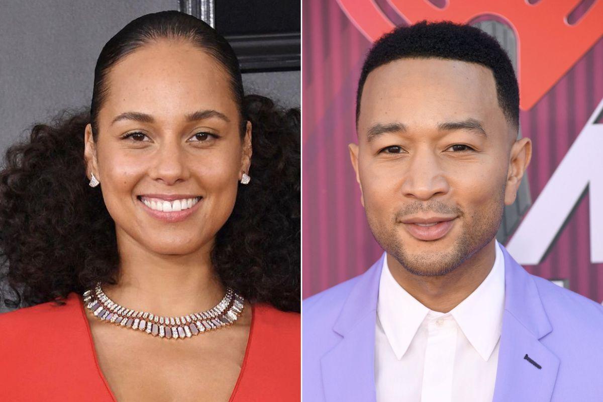 Alicia Keys / John Legend