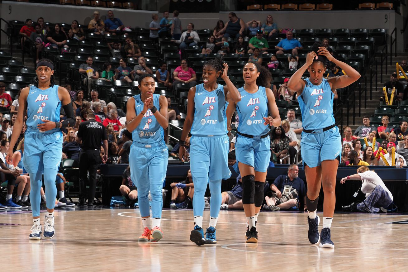 2019 Season in Review: Atlanta Dream tumble from top of the WNBA standings