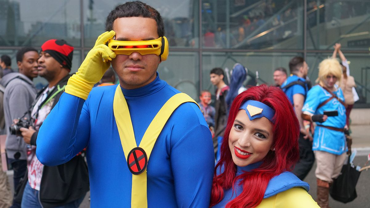 New York Comic Con 2016 cosplay gallery