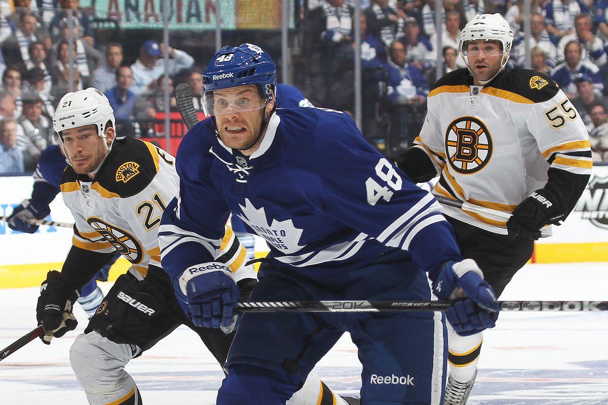 Boston Bruins v Toronto Maple Leafs - Game Three