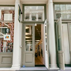 """<b>↑</b> Now that <b>Damien Hirst</b> has opened his Soho store <b><a href=""""https://othercriteria.com/"""">Other Criteria</a></b> (458 Broome Street) in Soho, you can experience what it's like truly like to shop a museum. It's safe to say you won't wander th"""