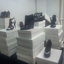 Women's shoes, $150