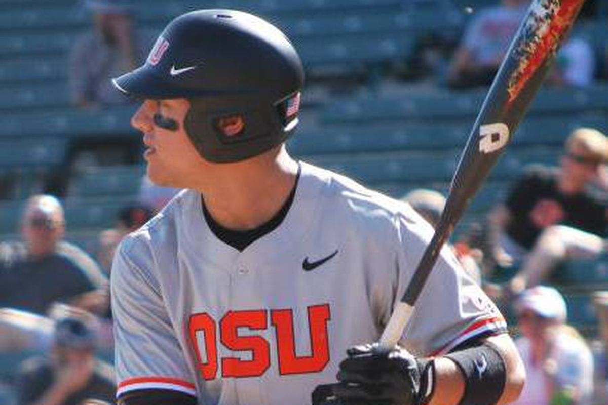 Michael Conforto ended his career at Oregon St. with a pair of walks, but no hits, as UC-Irvine kept the Beaver's best hitter from hurting them.