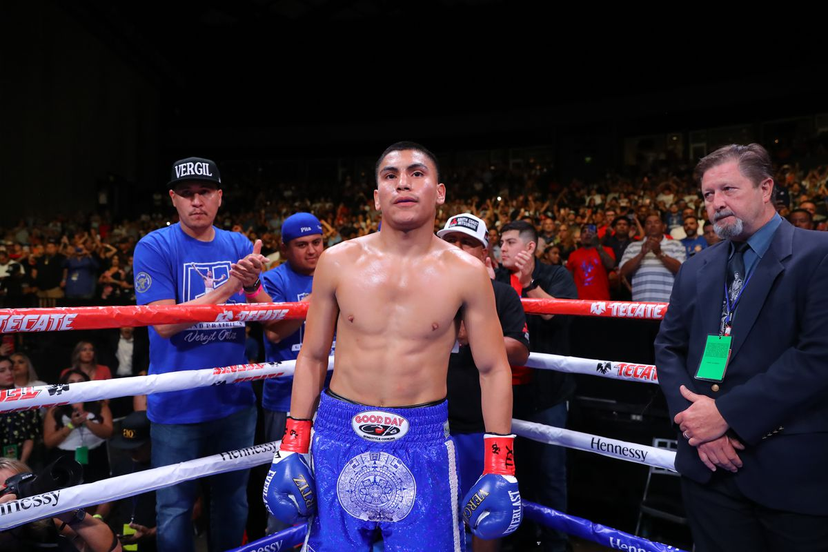 Vergil Ortiz Jr to return in March, exact date and opponent not set - Bad  Left Hook
