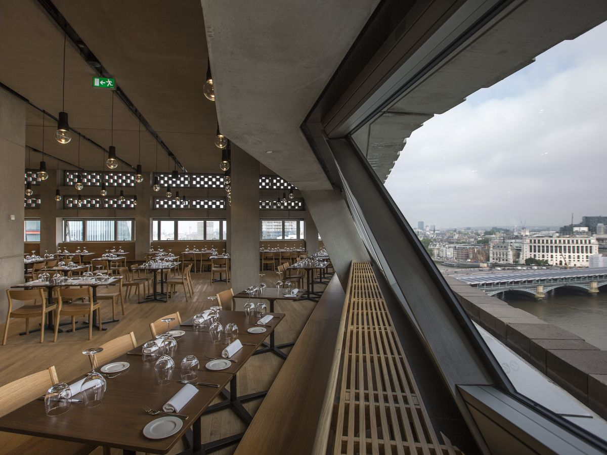 Where To Eat In London S Best Art Galleries Eater London