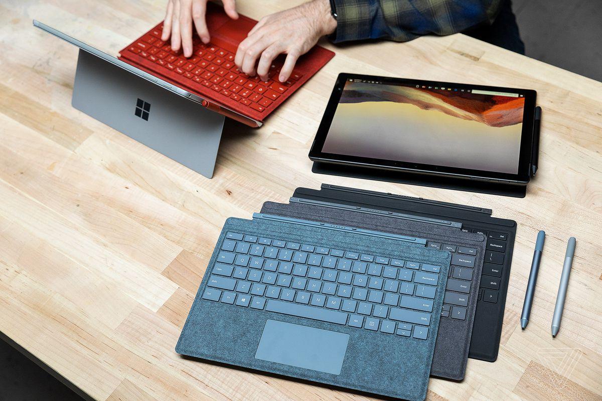 Trên tay Surface Pro X và Surface Pro 7: Qualcomm đấu Intel - Ảnh 7.