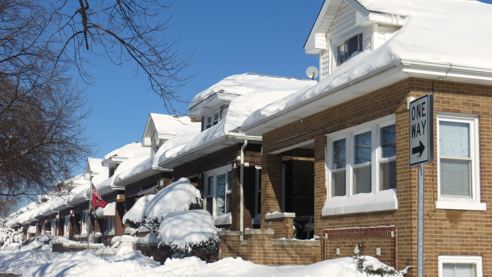 Five Ways To Help Your Neighborhood In The Winter Curbed