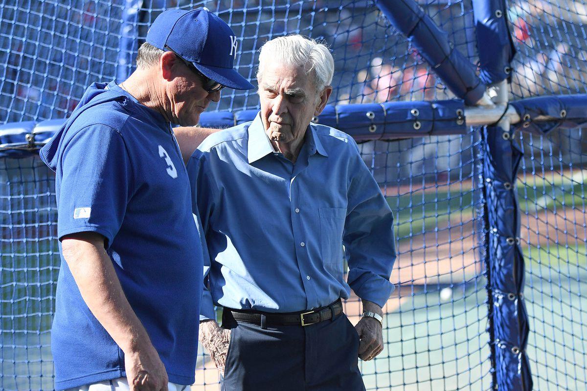 MLB: AUG 13 Cardinals at Royals
