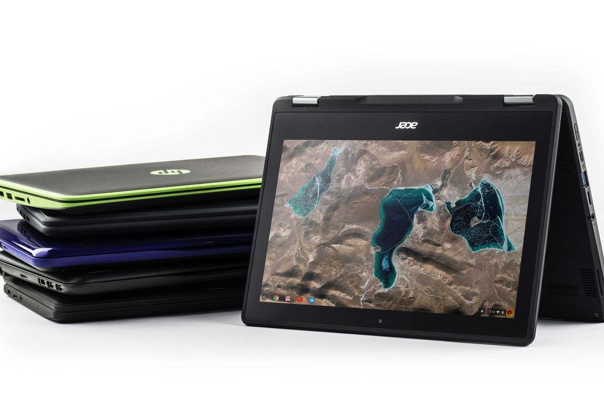 Google Is Announcing Two New Chromebooks Specifically