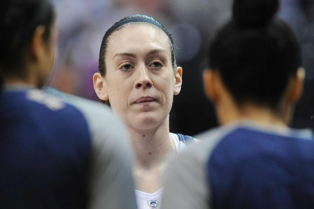 Seattle Storm star Breanna Stewart says she was molested as a child