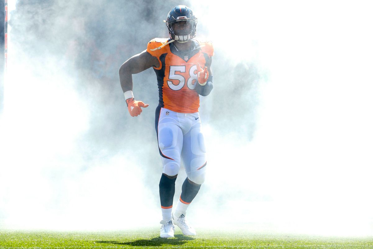 53967bbc7 Von Miller hosts Pass Rush Summit for other NFL players - Mile High ...