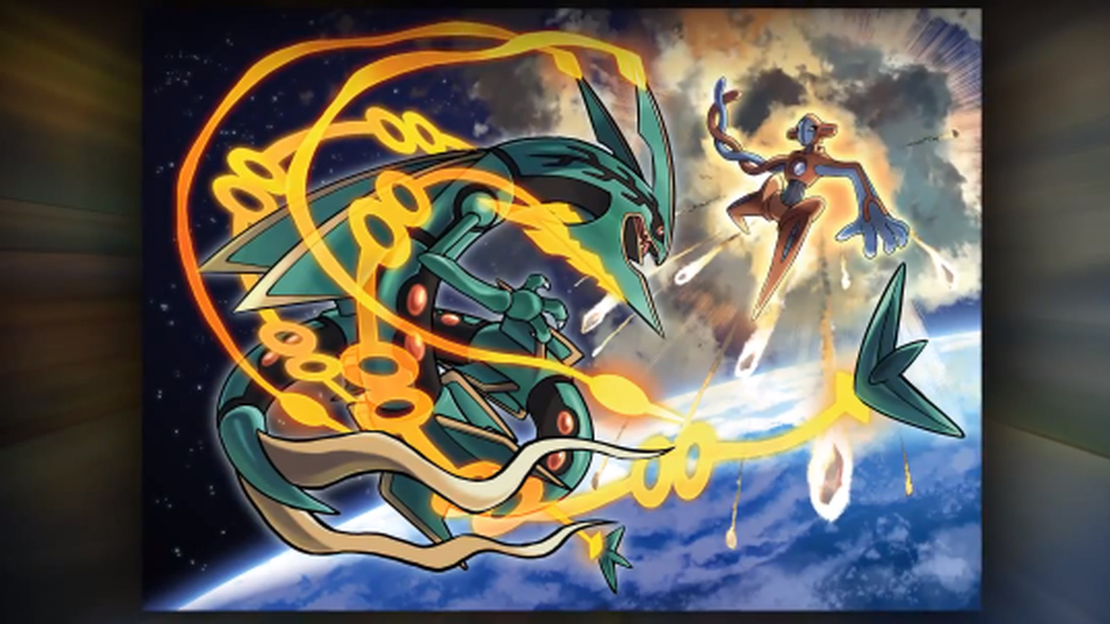 Pok 233 Mon Omega Ruby Alpha Sapphire Add A Space Battle And