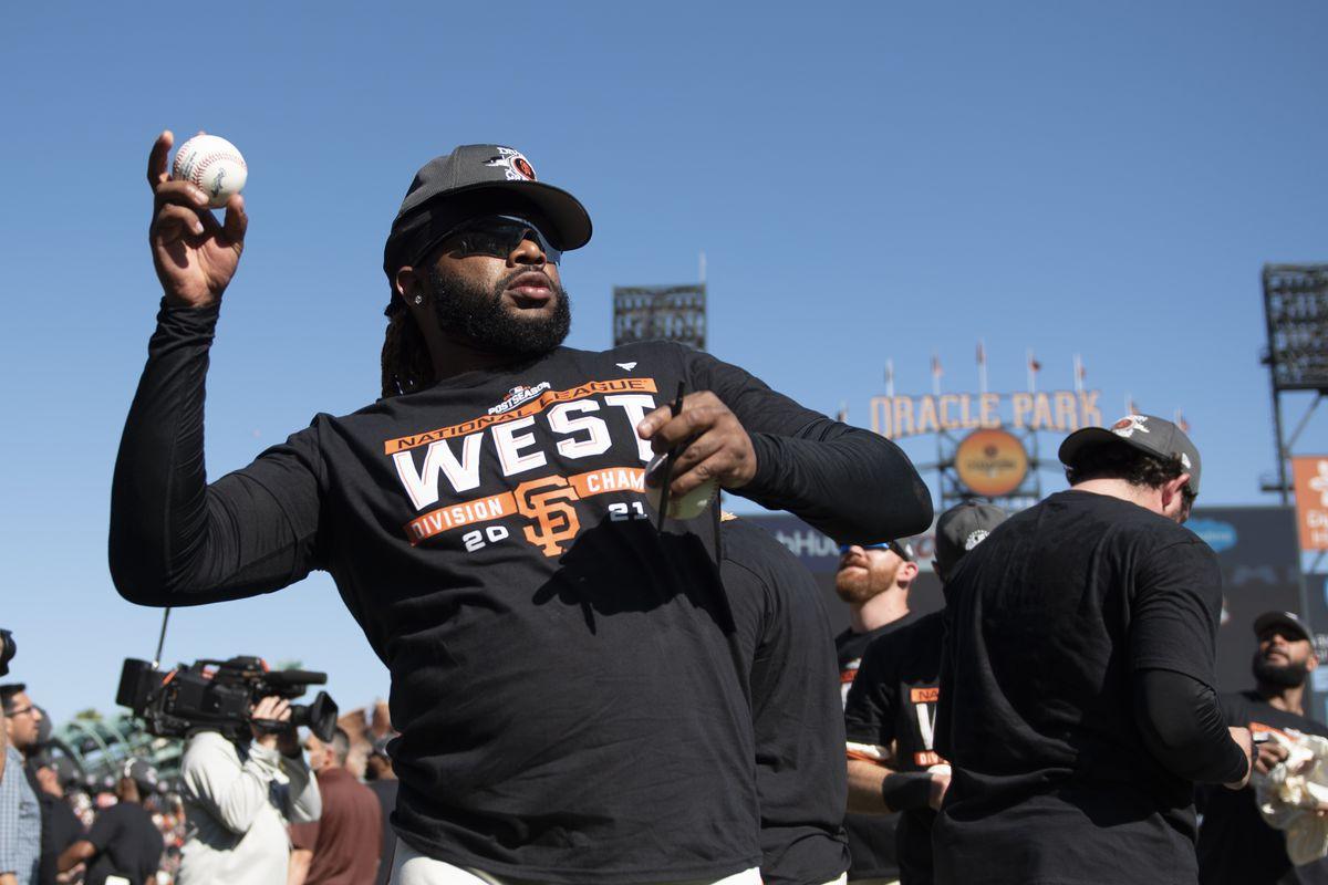 San Diego Padres v San Francisco Giants