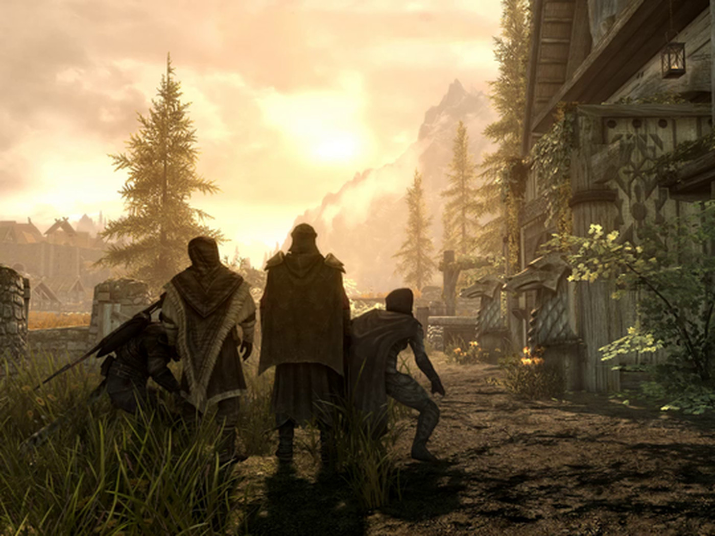 Skyrim Together multiplayer mod nears full release at last - Polygon