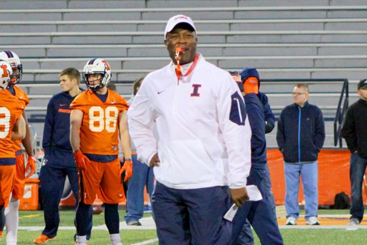 d4b731966 How Lovie Smith s pro-style experiment makes Illinois worth watching ...