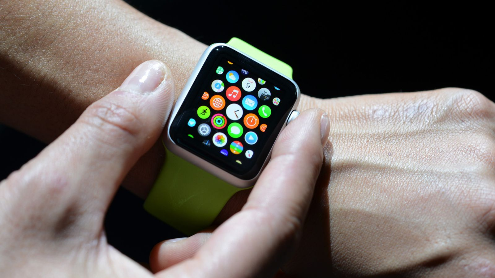 There are now more than 8,500 Apple Watch apps