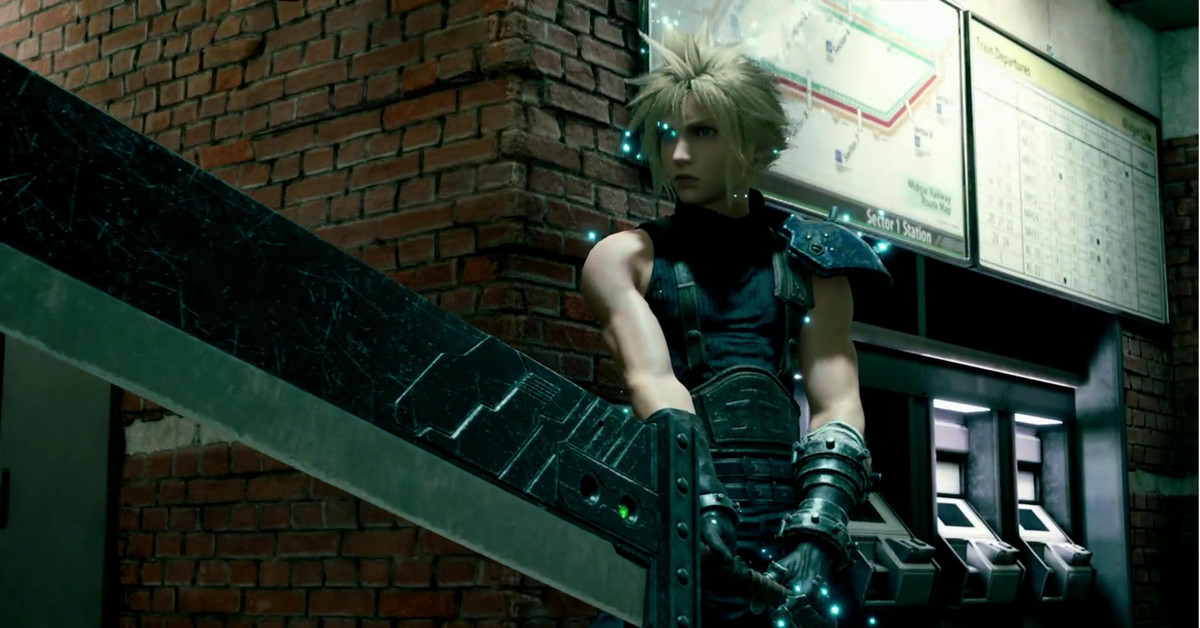 New Final Fantasy 7 Remake gameplay details revealed at E3