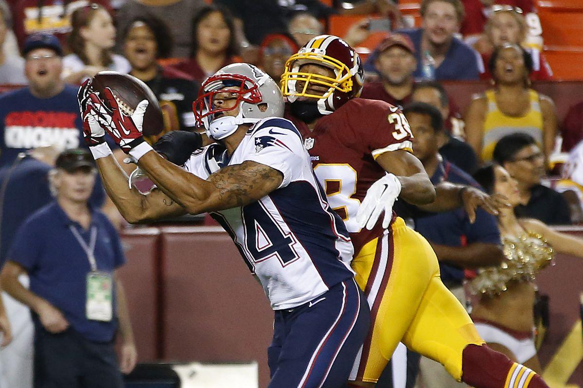 Week 9 Patriots vs Washington Film Review: Looks Like a Cake