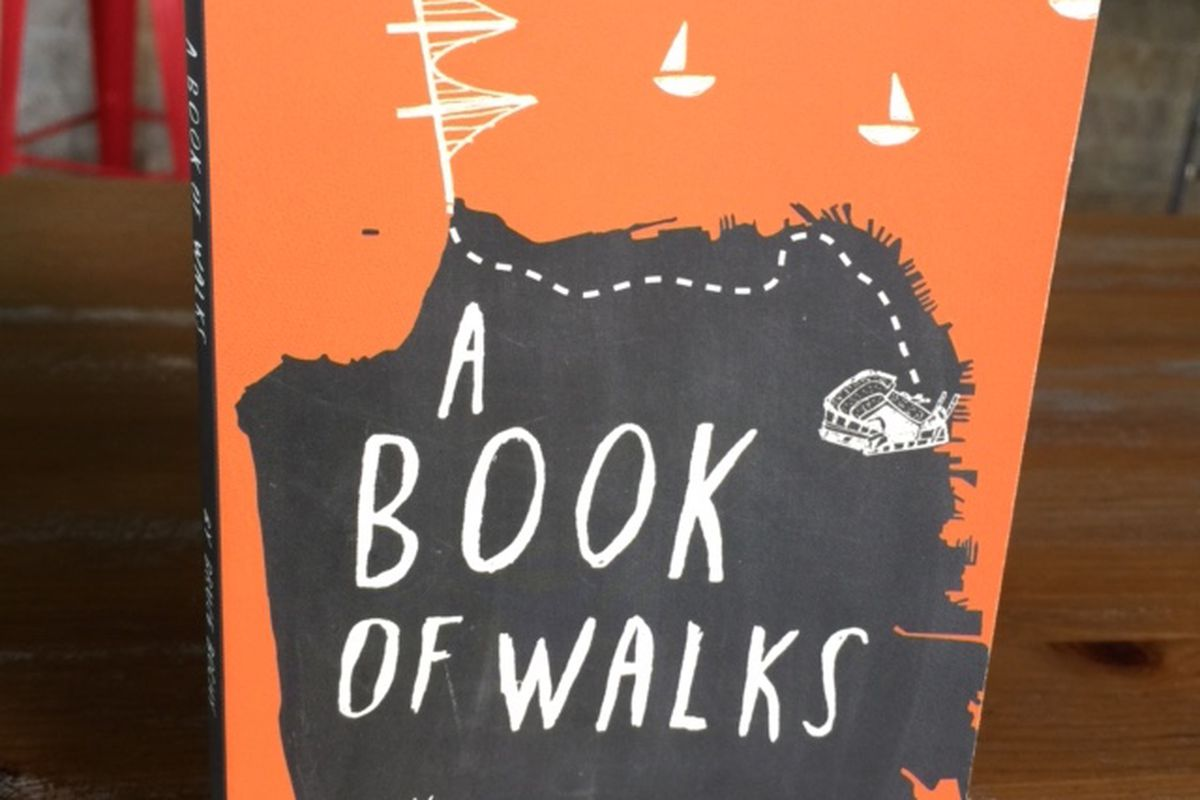 """It was originally titled """"A Book of Hard Contact"""", but given that the subject of the book was always about walking, Bochy finally acquiesced."""