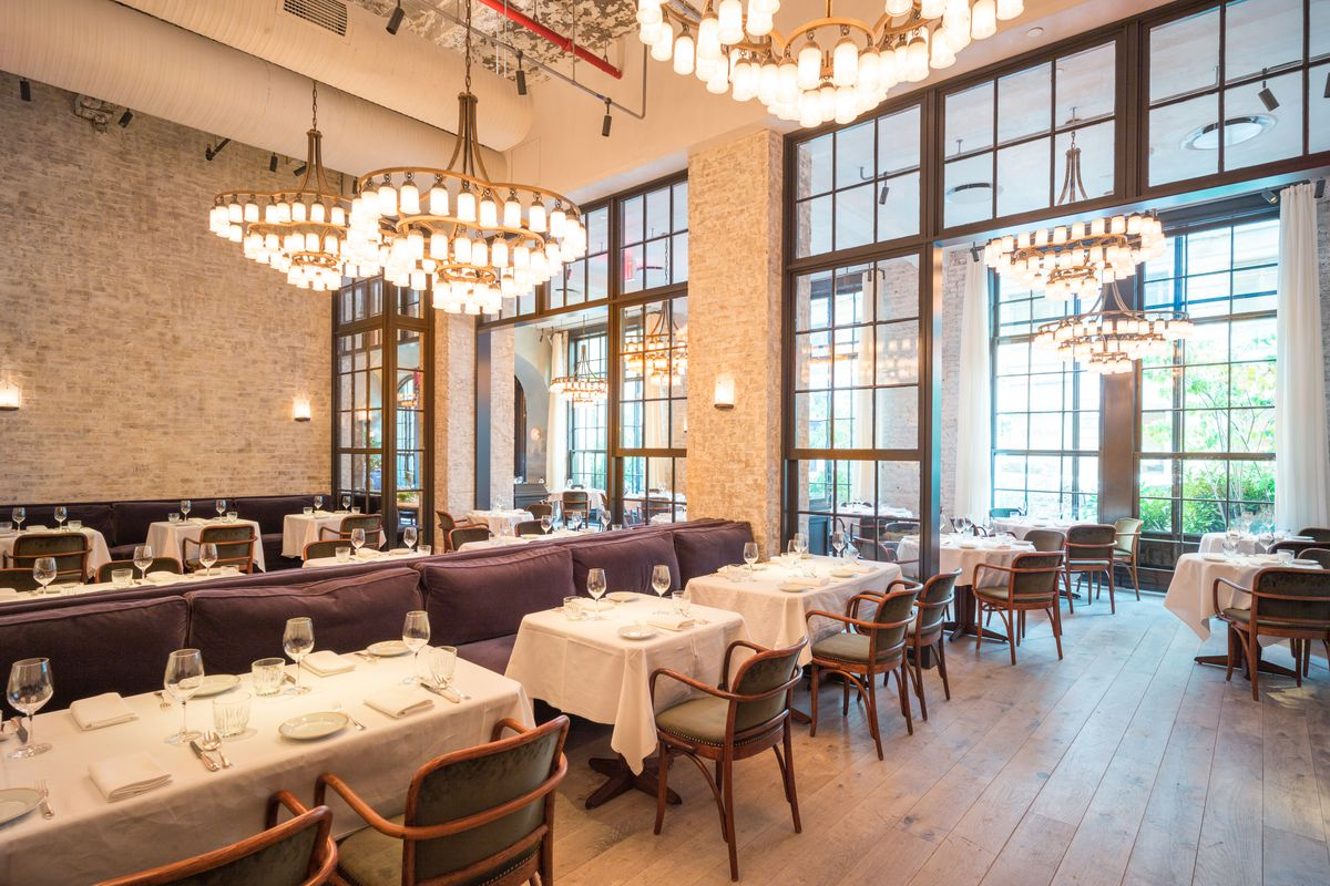 World S 50 Best Restaurants 2018 Nyc Le Coucou Lands On The